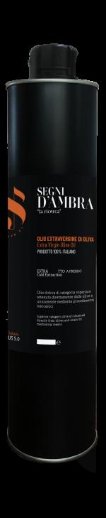 Segni d'ambra Olio Extravergine di Oliva Umbria